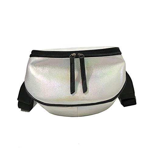 tracolla a con da larga casual tracolla donna tracolla tracolla tracolla impermeabile bianca borsa Borsa a a w0IO5xq