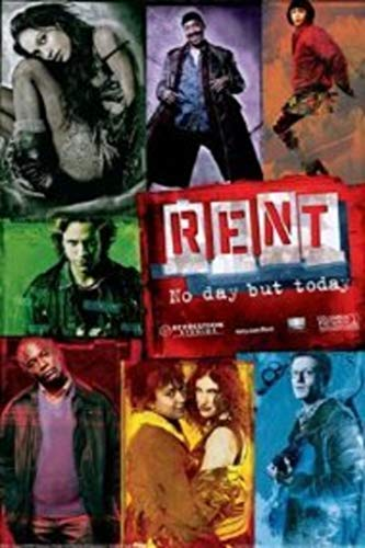 Rent - Character Collage Poster (24
