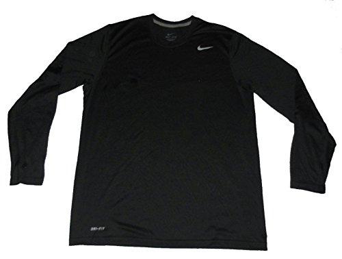Nike Away Shirt (Nike Men's Legend Long Sleeve Tee, Black, L)