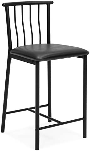 home, kitchen, furniture, kitchen, dining room furniture,  table, chair sets 11 on sale Best Choice Products 36-Inch Wooden Metal Kitchen deals