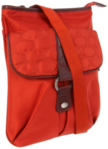 Mosey Life Caster CAS021CA Cross Body,Cayenne,One Size, Bags Central