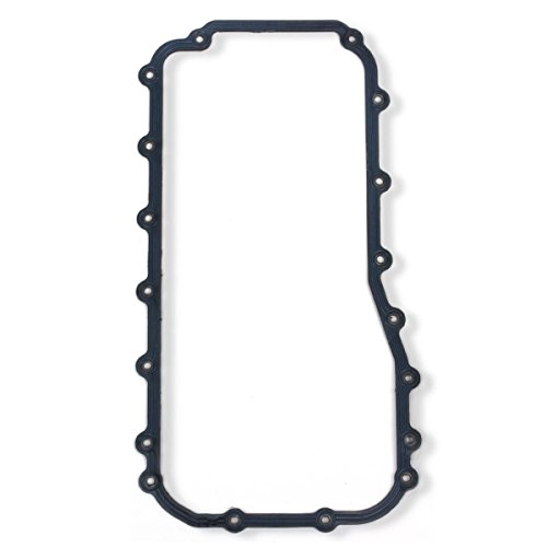 Lower Oil Pan Gasket (Fits 90-10 Dodge Volkswagen Jeep 3.3L 3.8L Oil Pan Gaskets OE Repl)