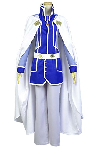 [UU-Style Snow White with the Red Hair Zen Wistalia Uniform Outfit Cosplay Costume (Custom made, As Shown)] (Dog Ear Costume Template)