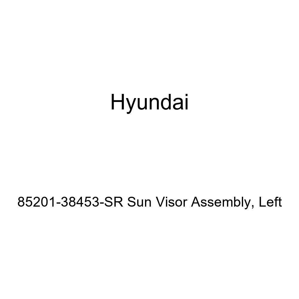 Genuine Hyundai 85201-38453-SR Sun Visor Assembly Left