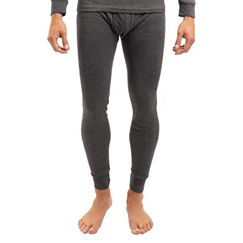 MT Herren Ski- und Thermounterhose - warme Winter Unterwäsche lang mit Innenfleece