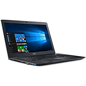 Acer Aspire E 17 (E5-774g-54z5) PC Portable 17″ Noir (Intel Core I5, Disque Dur 1 to, 4 Go de Ram, Nvidia Geforce 940mx, Windows 10) [Ancien Modèle]