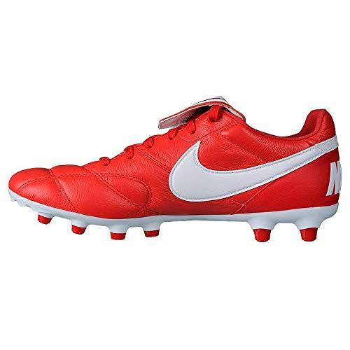Premier The Nike FG II Botas Rojo Universitario Fútbol Blanco de Rojo 616 para Hombre p5qqwSxd