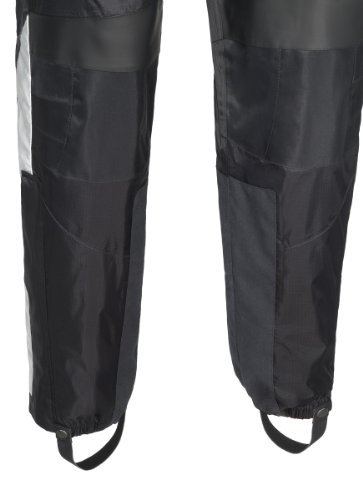 Tour Master Women's Sentinel 2.0 Nomex Rain Pants - Small/Black by Tourmaster