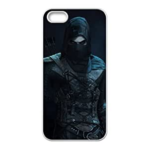 thief iPhone 4 4s Cell Phone Case White 53Go-463856