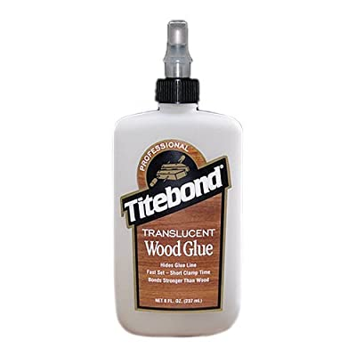 Franklin International 6123 Titebond Trans Glue, 8-Ounce