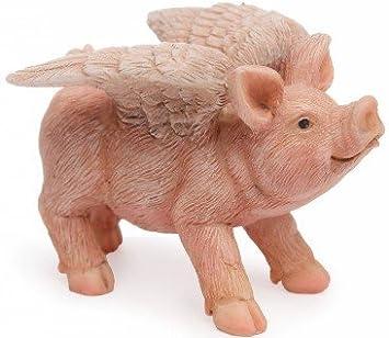 Amazon.com: Marshall Casa y jardín cerdo volador MG135 ...