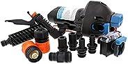 Jabsco 32305-5012-3A Hotshot 3 Marine Washdown Pump - 12V, 3 GPM, 50 PSI Shut-Off