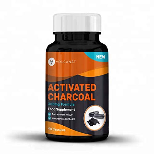 Original Allstar Organic Activated Charcoal Capsules
