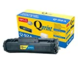 Q-Imaging Q-Print New Replacement Toner Cartridge for HP C4092A, Canon EP-22 (Q-92A)