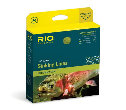 Rio In-Touch Deep 6 Sinking Fly Fishing Line WF5S6