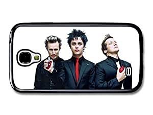 AMAF ? Accessories Green Day Punk Rock Band Red Grenade case for Samsung Galaxy S4