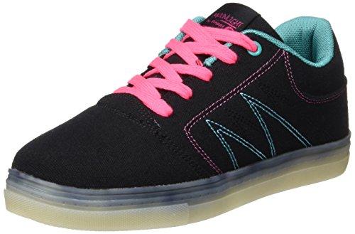 BEPPI  Casual 2150973, Chaussures de sport garçonNoir (Black) 37 EU