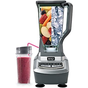 Amazon.com: Ninja Professional Blender (NJ600) (Discontinued): Electric Countertop Blenders ...