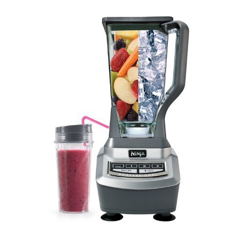 Ninja Professional Blender with Single Serve (BL740) (Ninja Pulse Accessories compare prices)