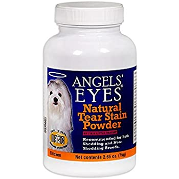 Angels' Eyes Tear Stain Eliminator-Remover, 2.65 Oz, Natural Chicken