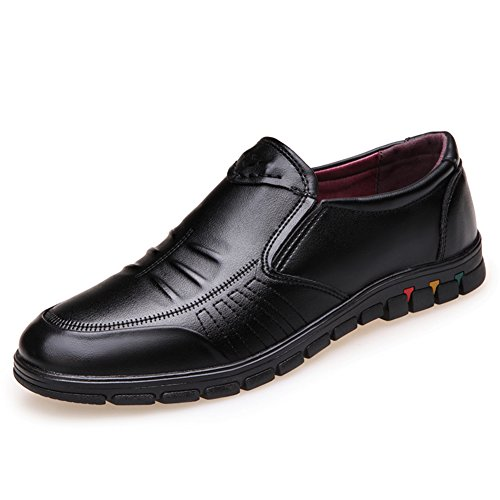 Fall men's business casual shoes/Fashion foot mens shoes/ low flat shoes