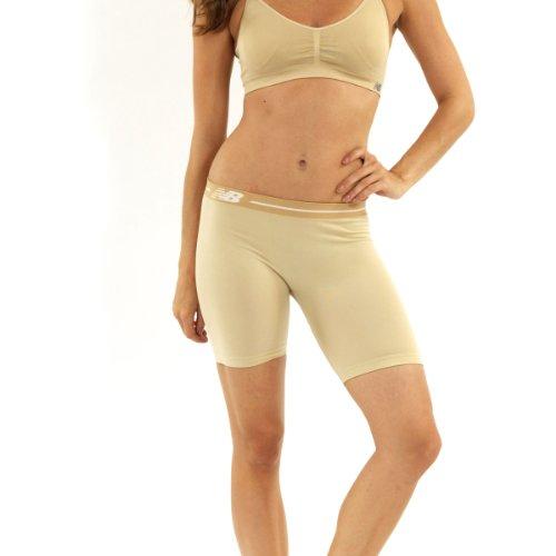 - New Balance Women's Base Layer Shorts - Cuban Sand - Small