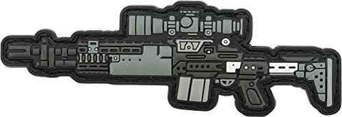 (Evike - Aprilla Design PVC IFF Hook and Loop Modern Warfare Series Patch (Gun: EBR))