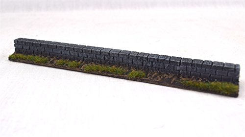 Block Wall Sections by WWS Pack of 9 - Dioramas, Layouts, for sale  Delivered anywhere in Canada