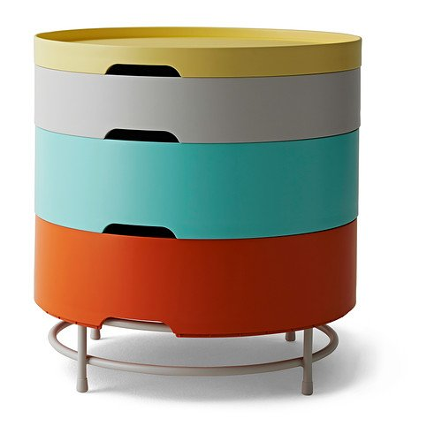 Ikea Ps 2014 Storage Table  Multicolor 1626 201129 3834