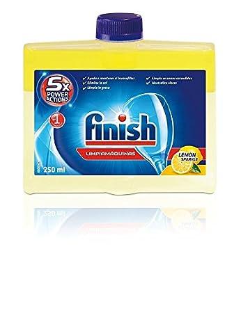 Finish Dishwasher Limpiamaquinas 250Ml