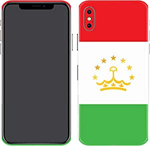 Switch iPhone X Skin Tajikistan