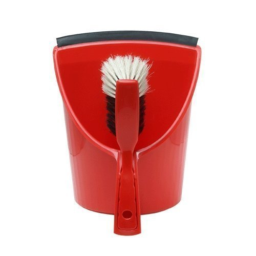 Dust Pan and Brush and Dustpan Set 'Jumbo Professional Broom and Shovel Dustpan and Brush Besen