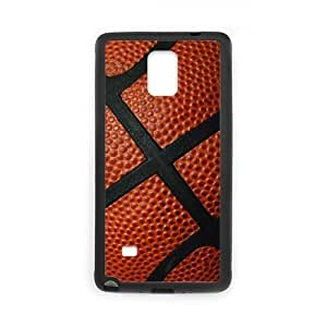 Brand New Phone Case for Samsung Galaxy Note 4 with diy Basketball