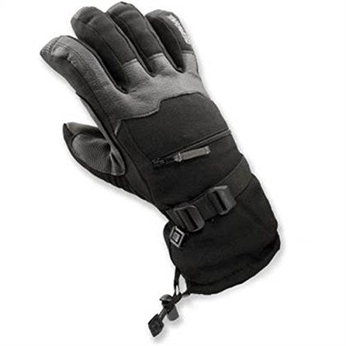 Gordini Men's Men's Gore-tex Storm Trooper Ii Waterproof Insulated Gloves, Black, X-Large