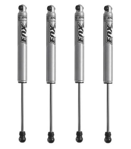 FOX PERF. SERIES IFP SHOCKS (FRONT / REAR) JEEP WRANGLER JK 07-15 W/0-1