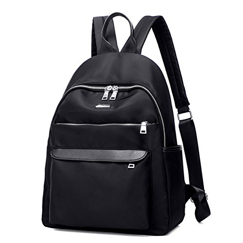 Ladies shoulder bags,borsa di tela,scuola borse-nero grande
