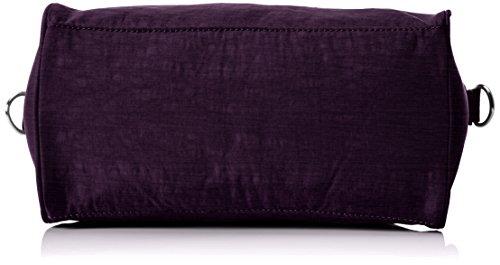 Purple cm x H T Top Purple 5 27x24 B 5x14 x Handle Dazz Bag Womens Kipling 79w Amiel vqw886