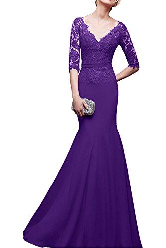 Ivydressing - Vestido - para mujer morado 34