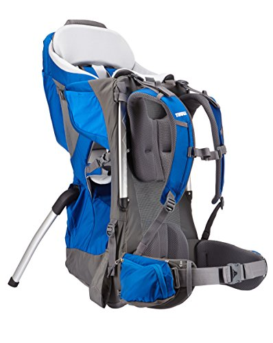 Thule Sapling Child Carrier, Slate/Cobalt by Thule (Image #3)