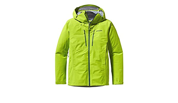 50202d796 Patagonia Triolet Jacket - Men's Peppergrass Green, L: Amazon.ca ...