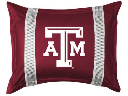 Sports Coverage NCAA Texas A&M Aggies Sideline ()