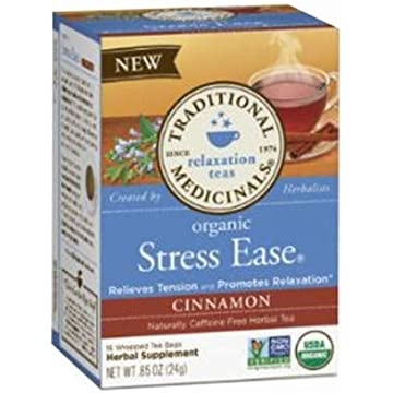 best Traditional Medicinals Stress Ease reviews