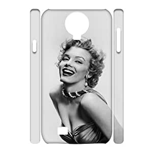 C-EUR Cell phone case Marilyn Monroe Hard 3D Case For Samsung Galaxy S4 i9500
