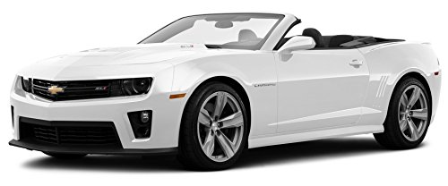 2015 Chevrolet Camaro ZL1, 2-Door Convertible, Summit White