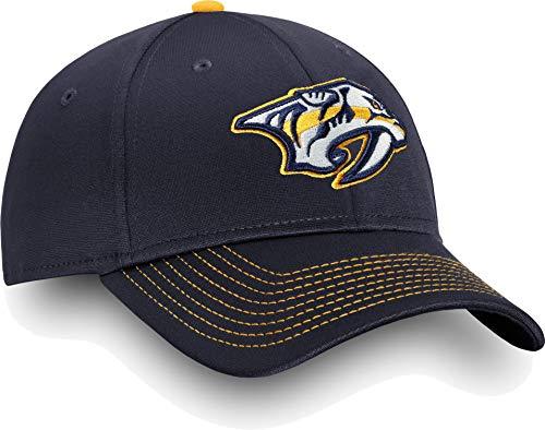 18902c9f29b Nashville Predators Cuffed Knit Hats