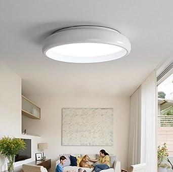 Einfache LED Deckenleuchte Rund Um Die Moderne Küche Schlafzimmer  Beleuchtung Ideen Individuelle Balkon Gang Leselampe,