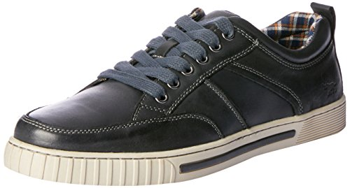 Wild Rhino Men Pablo Shoes Black (CHARCOAL)