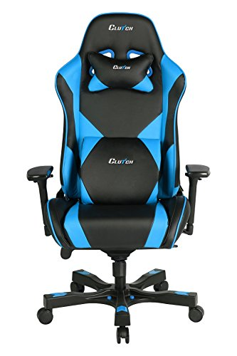 Throttle Series Echo Premium Gaming Chair (Blue)