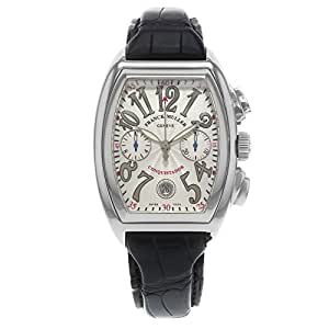 Franck Muller Conquistador automatic-self-wind mens Watch 8002 CC (Certified Pre-owned)
