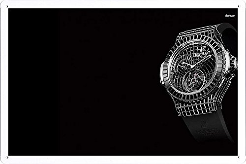 hublot-watch-metal-plate-tin-sign-poster-wall-decor-2030cm-by-jake-box